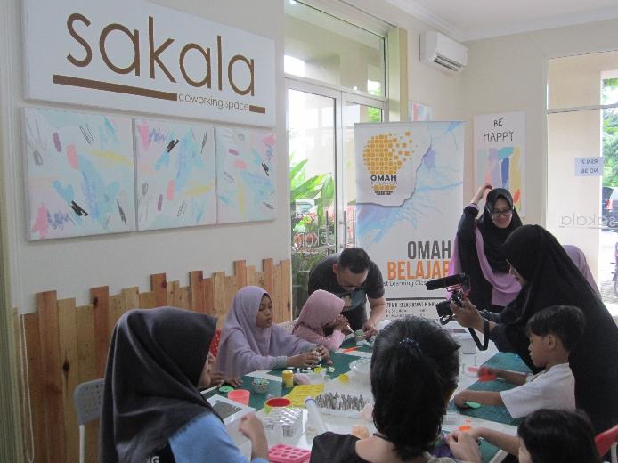 Coworking Bekasi