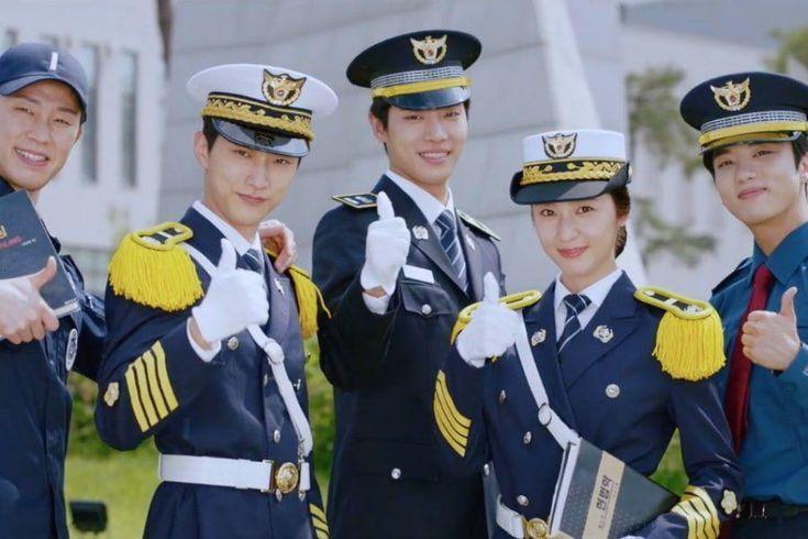 Drama Korea 2021 : Police University